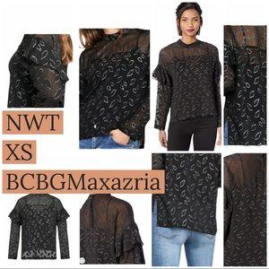 NWT $198 BCBG Maxazria XS